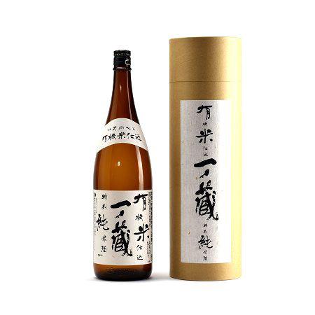 一ノ蔵 有機米仕込 特別純米酒