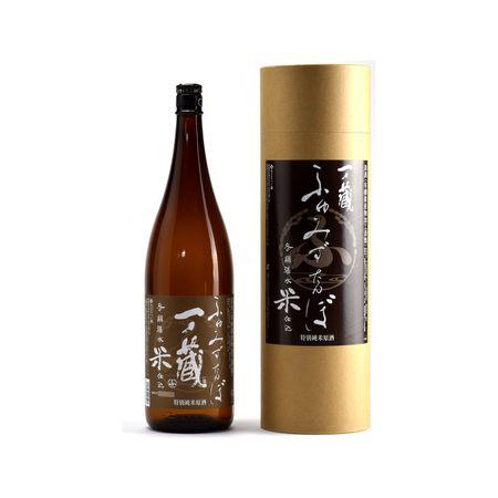 一ノ蔵 ふゆ・みず・たんぼ 冬期湛水米仕込 特別純米原酒