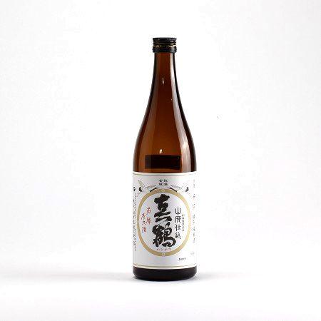 真鶴 山廃辛口 特別純米酒