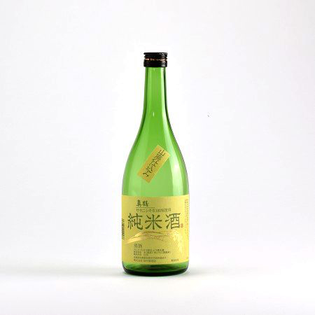 真鶴 ササニシキ米100%使用 純米酒 山廃仕込み