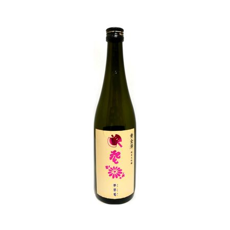 黄金澤 純米大吟醸 斧琴菊(よきこときく)