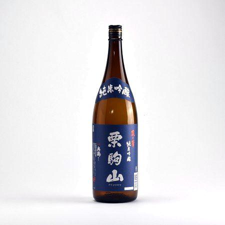 栗駒山 蔵の華 純米吟醸