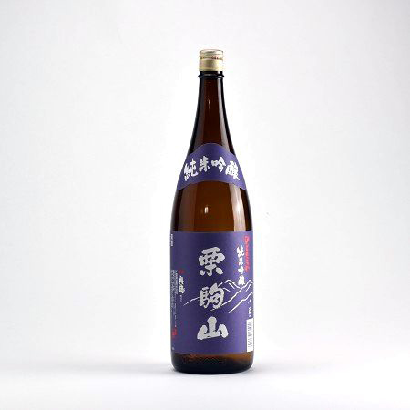栗駒山 ひとめぼれ 純米吟醸