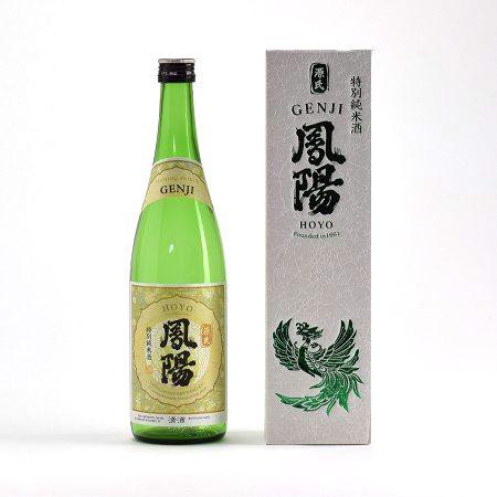 鳳陽 特別純米酒 源氏
