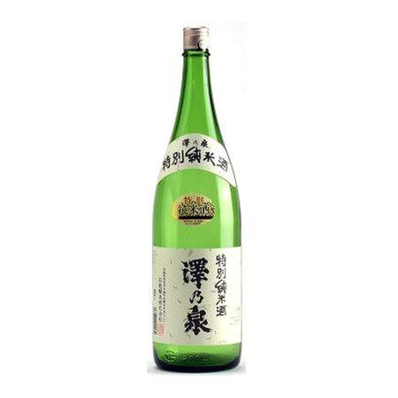 澤乃泉 特別純米酒