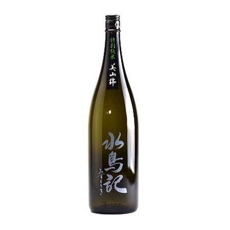 金紋両國 水鳥記 特別純米酒 美山錦