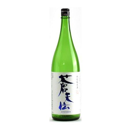 蒼天伝 特別純米酒(伏見男山)