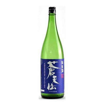 蒼天伝 蔵の華 純米酒(伏見男山)