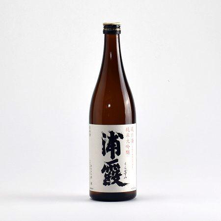 浦霞 蔵の華 純米大吟醸