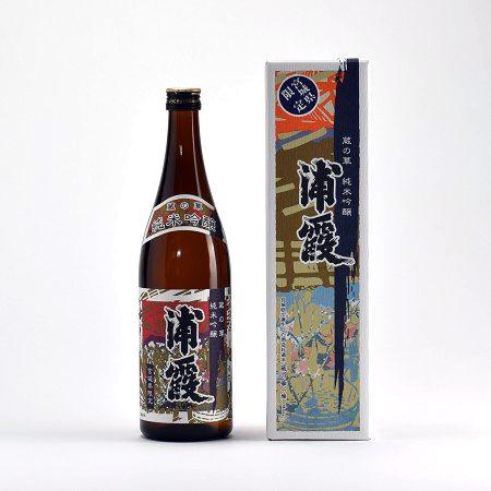 浦霞 蔵の華 純米吟醸