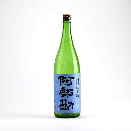 阿部勘 特別純米酒