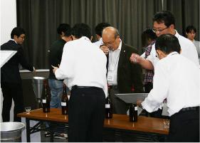 宮城県きき酒選手権大会